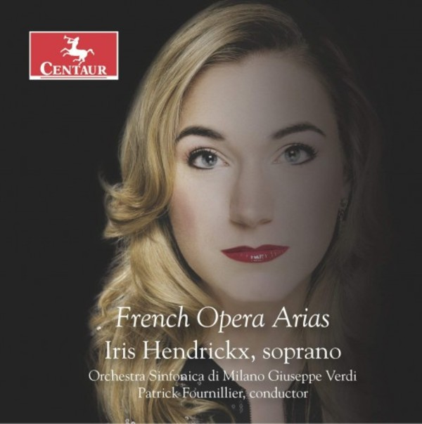 French Opera Arias | Centaur Records CRC3670