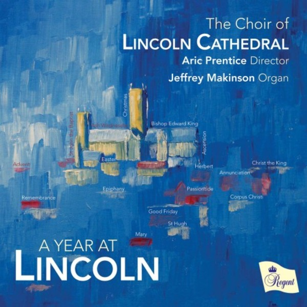 A Year at Lincoln | Regent Records REGCD532