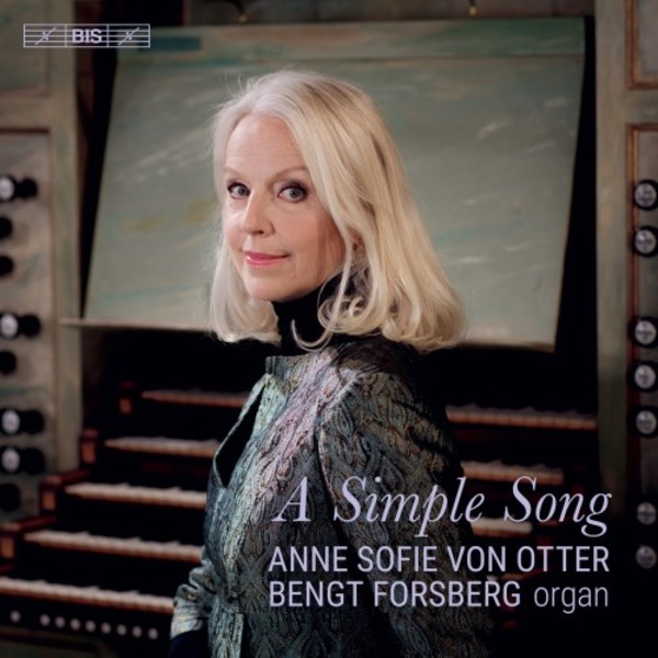 Anne Sofie von Otter: A Simple Song