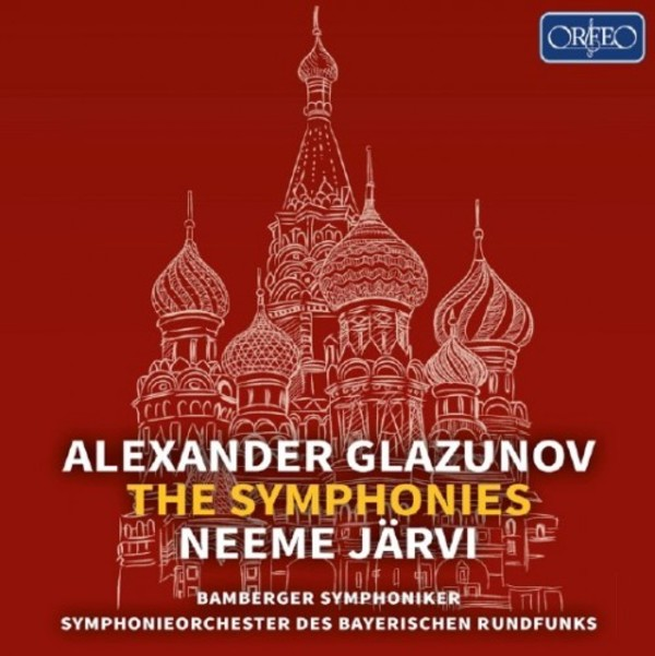 Glazunov - The Symphonies
