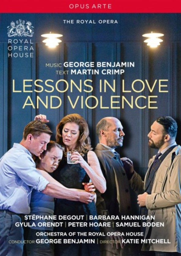 Benjamin - Lessons in Love and Violence (DVD)