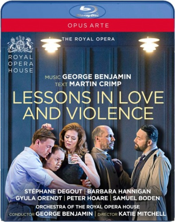 Benjamin - Lessons in Love and Violence (Blu-ray)