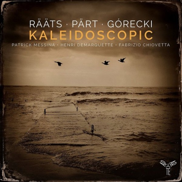 Kaleidoscopic: Raats, Part, Gorecki | Aparte AP187