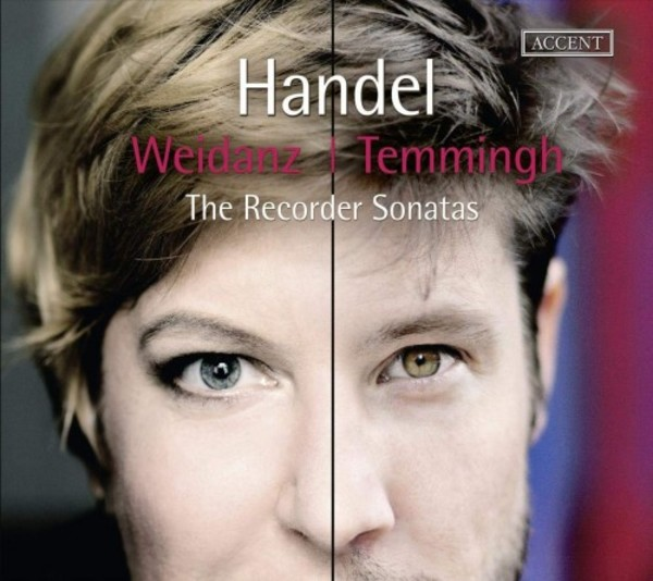 Handel - The Recorder Sonatas