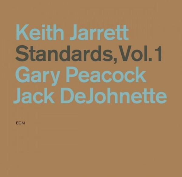 Keith Jarrett: Jazz Standards Vol.1