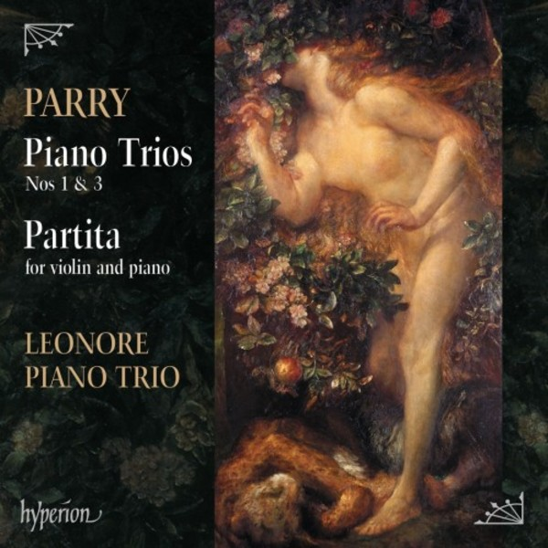 Parry - Piano Trios 1 & 3, Partita