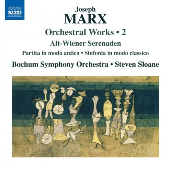 Marx - Orchestral Works Vol.2