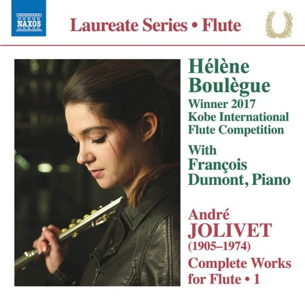 Jolivet - Complete Works for Flute Vol.1
