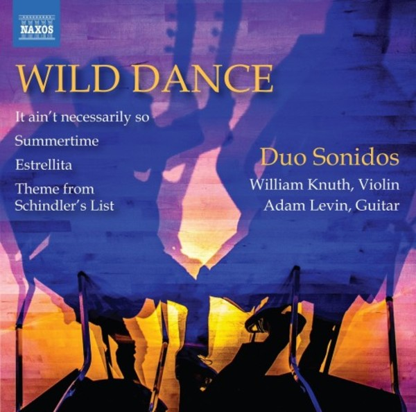 Wild Dance: Arrangements for Violin and Guitar