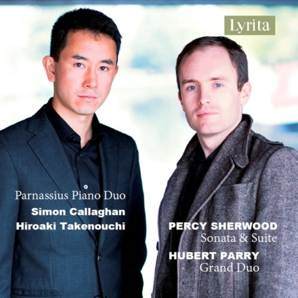 Sherwood - Sonata & Suite for 2 Pianos; Parry - Grand Duo | Lyrita SRCD368