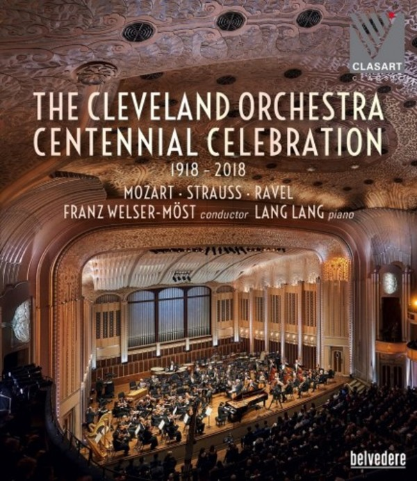The Cleveland Orchestra Centennial Celebration (Blu-ray)
