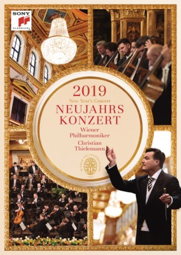 New Year's Concert 2019 (DVD) | Sony 19075902859