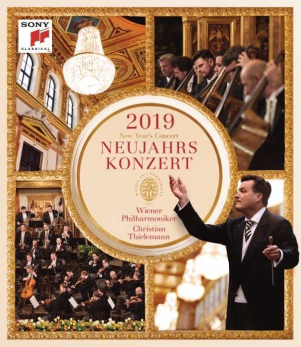 New Year�s Concert 2019 (Blu-ray)