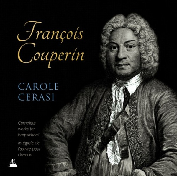 F Couperin - Complete Works for Harpsichord | Metronome METCD1100