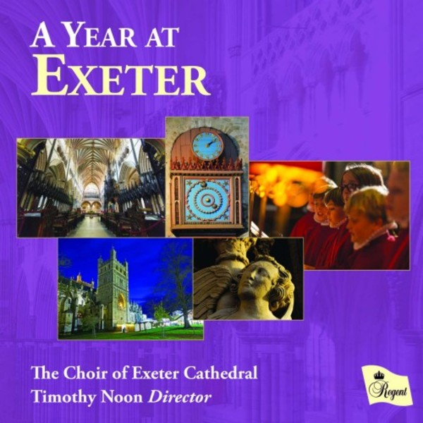 A Year at Exeter | Regent Records REGCD524