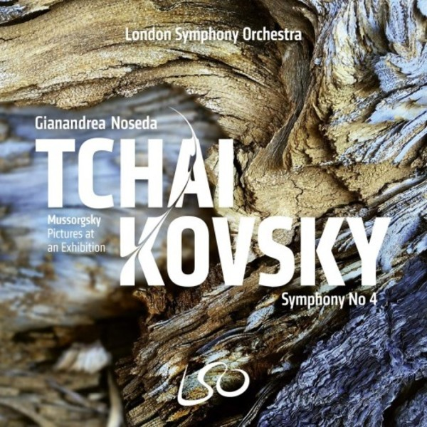 Tchaikovsky - Symphony no.4; Mussorgsky - Pictures at an Exhibition