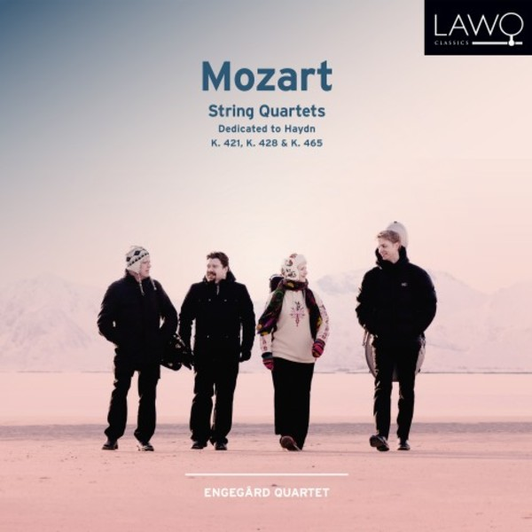 Mozart - String Quartets Dedicated to Haydn, K421, K428 & K465