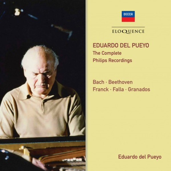 Eduardo del Pueyo: The Complete Philips Recordings