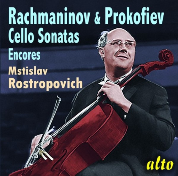 Rachmaninov & Prokofiev - Cello Sonatas, Encores