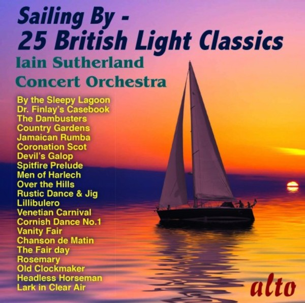 Sailing By: 25 British Light Classics