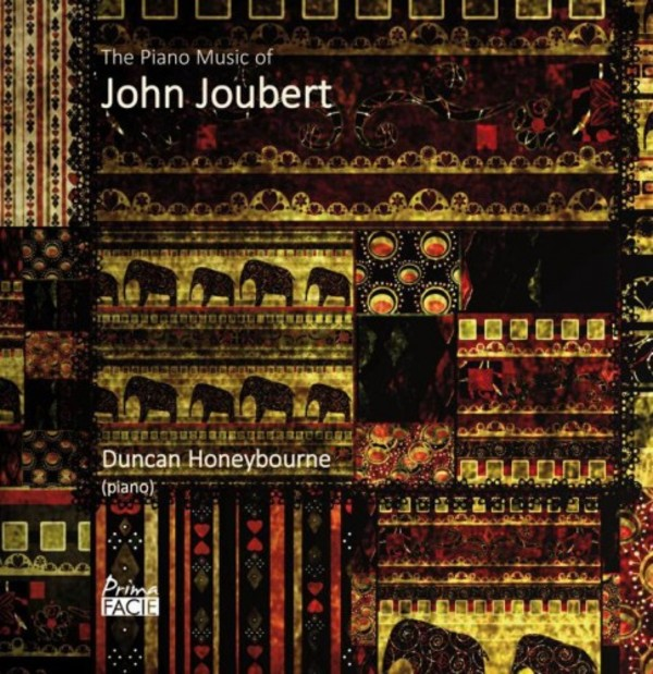 John Joubert - The Piano Music
