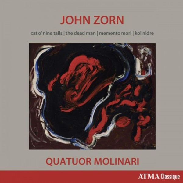 Zorn - Cat o� Nine Tails, The Dead Man, Memento mori, Kol Nidre