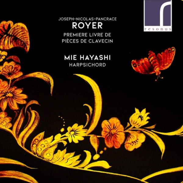 Royer - Pieces de Clavecin Book 1