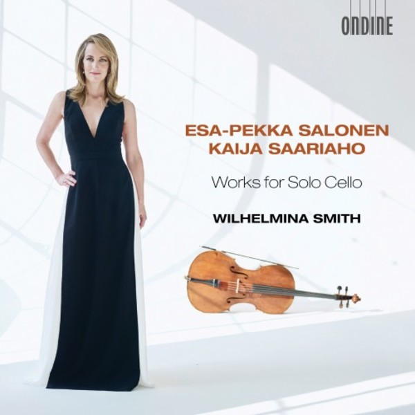 Salonen & Saariaho - Works for Solo Cello