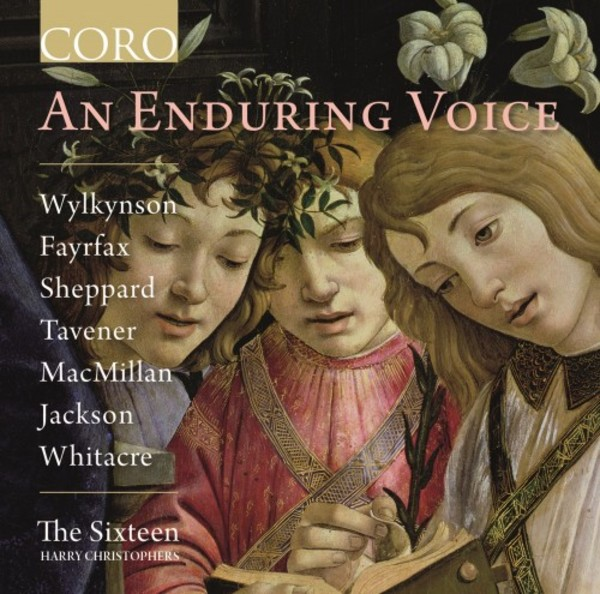An Enduring Voice | Coro COR16170