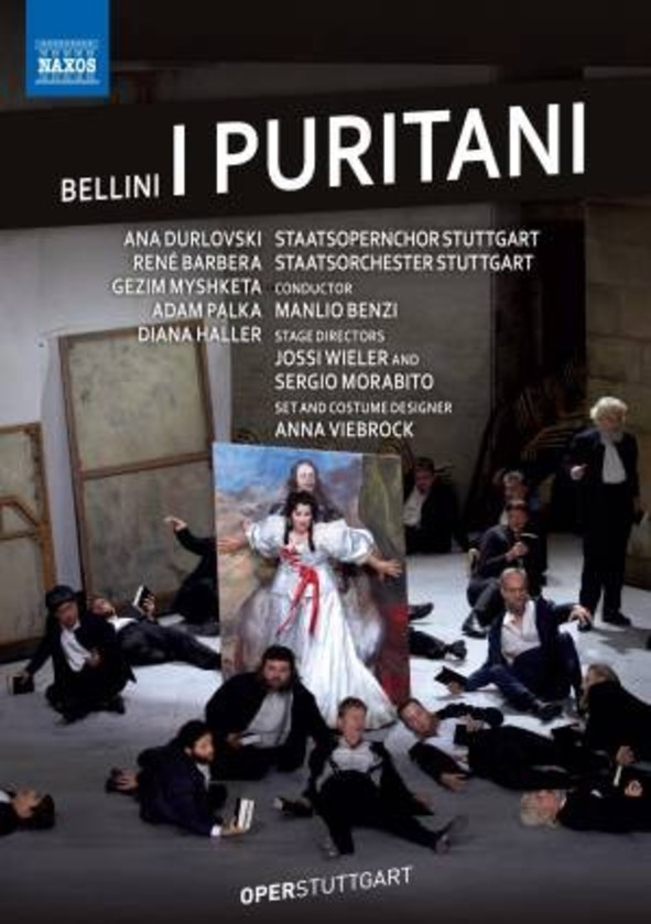 Bellini - I puritani (DVD)