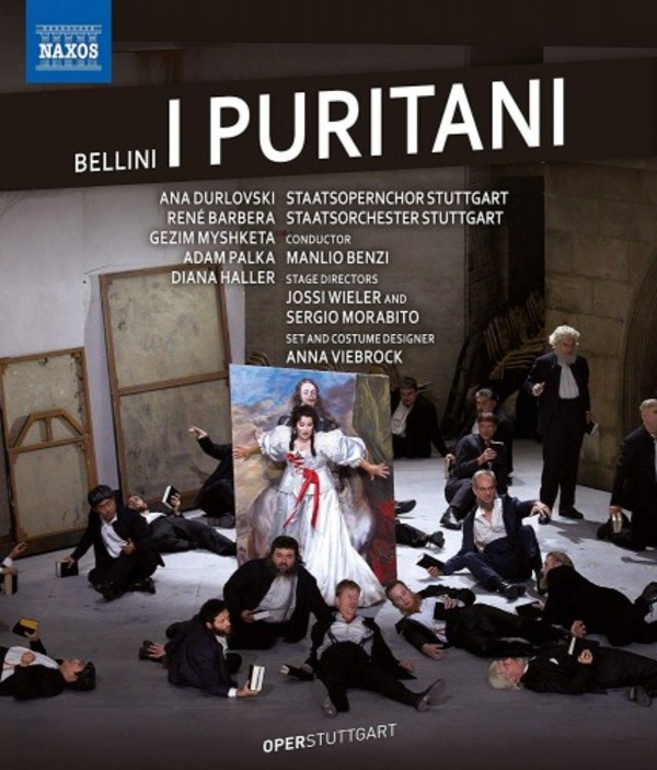 Bellini - I puritani (Blu-ray)