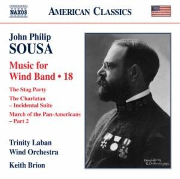 Sousa - Music for Wind Band Vol.18