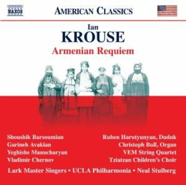 Krouse - Armenian Requiem