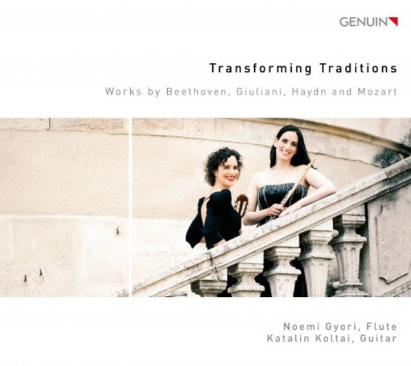 Transforming Traditions: Music for Flute & Guitar | Genuin GEN19640