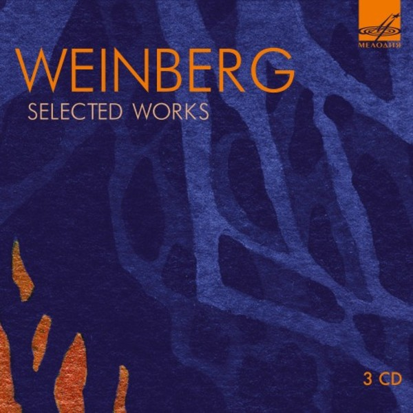 Weinberg - Selected Works