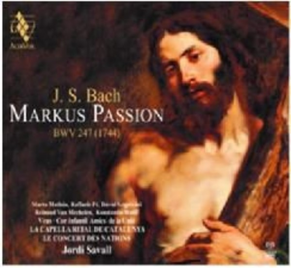 JS Bach - St Mark Passion