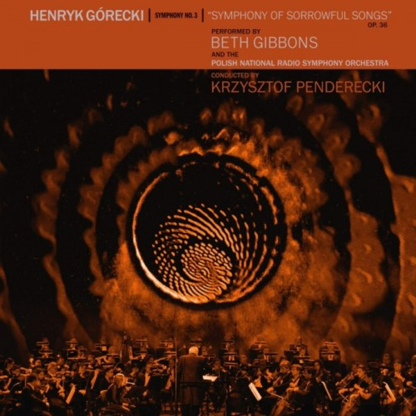 Gorecki - Symphony no.3 (CD + DVD)