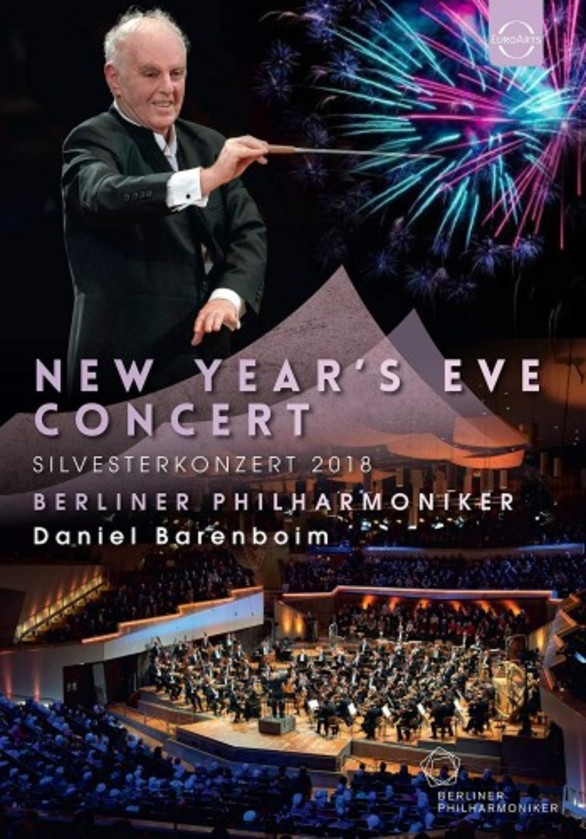 New Year's Eve Concert 2018 (DVD) | Euroarts 4264308