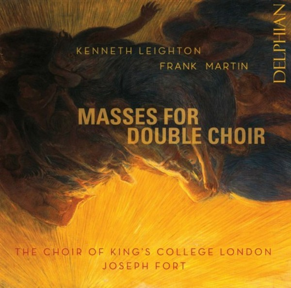 Leighton & Martin - Masses for Double Choir | Delphian DCD34211