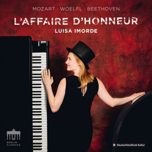 L'Affaire d'honneur: Piano Works by Mozart, Woelfl & Beethoven | Berlin Classics 0301162BC