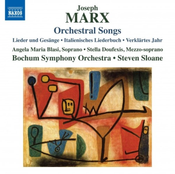 Marx - Orchestral Songs