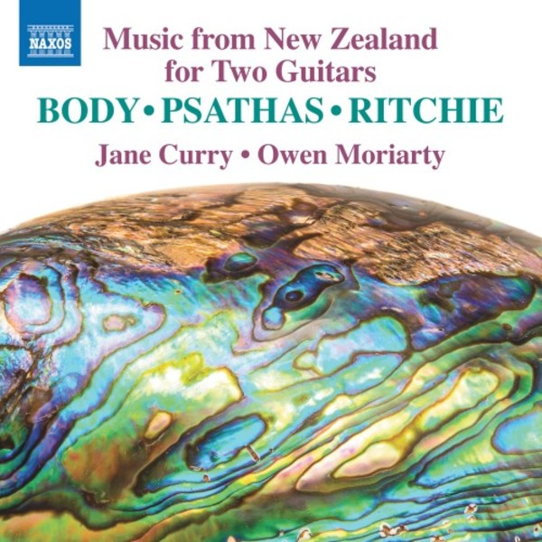 Music from New Zealand for Two Guitars