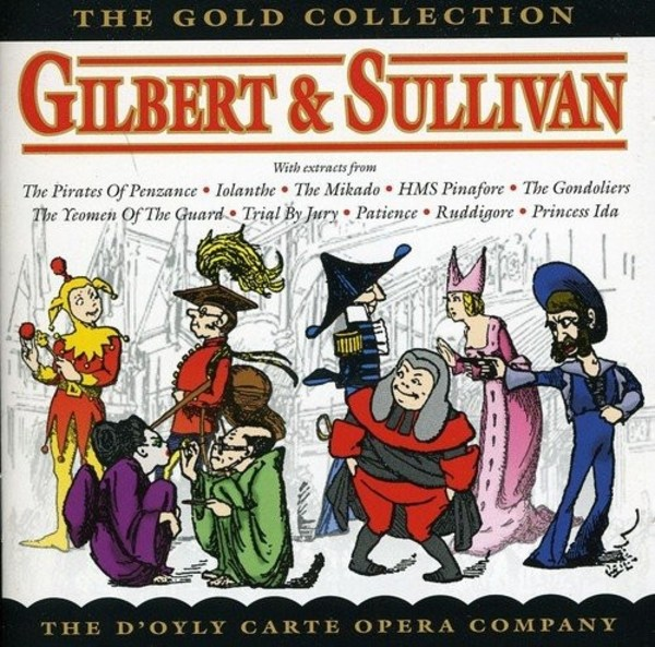 The Very Best Of Gilbert & Sullivan | Decca 4600102
