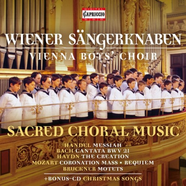 Vienna Boys� Choir sings Sacred Choral Music