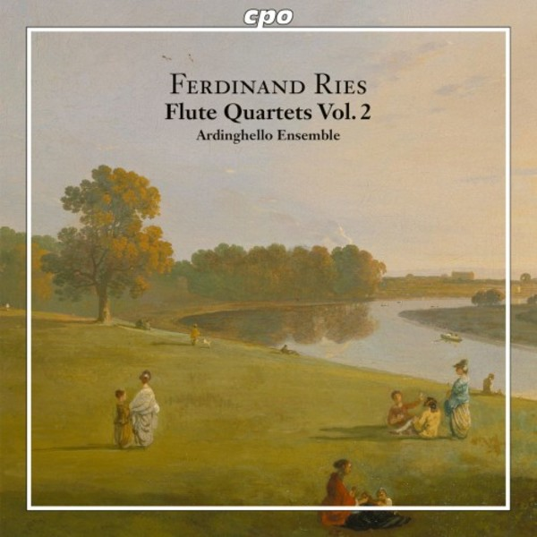 Ries - Complete Chamber Music for Flute & String Trio Vol. 2