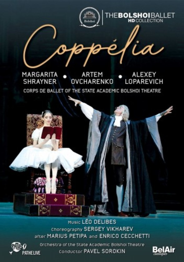 Delibes - Coppelia (DVD) | Bel Air BAC163