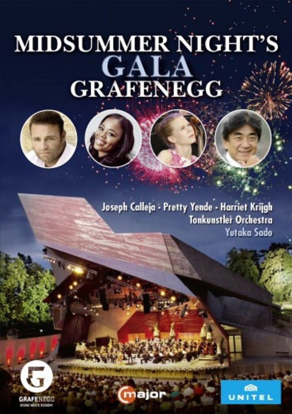 Midsummer Night�s Gala Grafenegg (DVD)