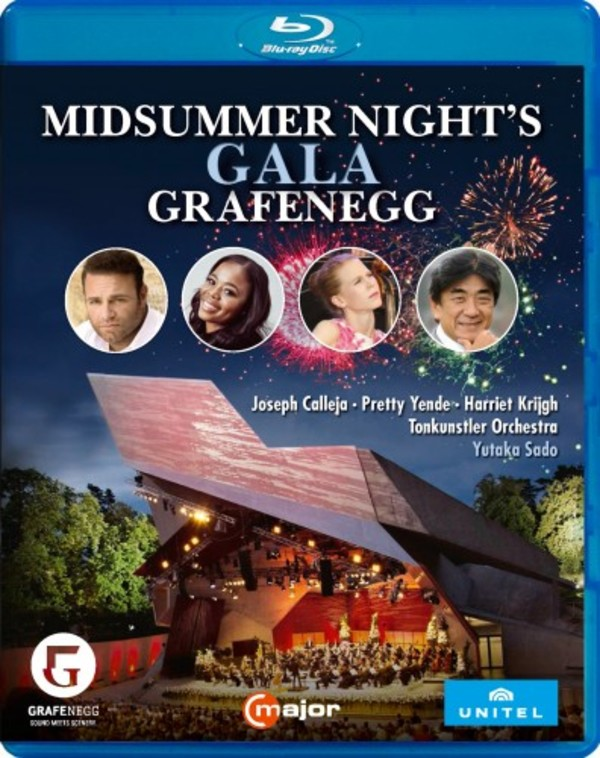 Midsummer Night�s Gala Grafenegg (Blu-ray)