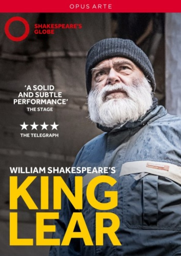 Shakespeare - King Lear (DVD)