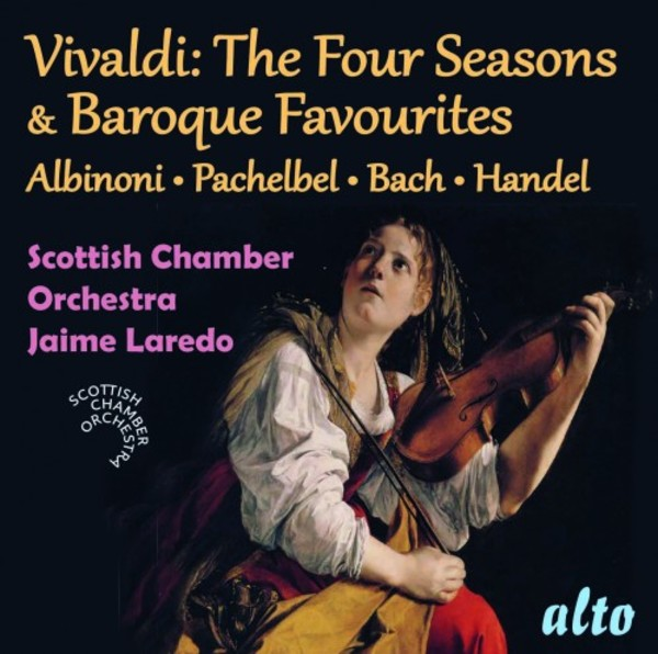 Vivaldi - Four Seasons & Baroque Favourites